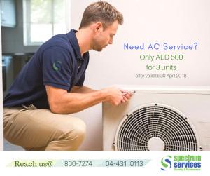 AC services in Dubai